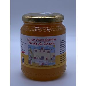 Miele di CARDO - Azienda Agricola Perciaquartari