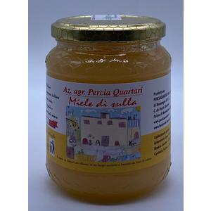 Miele di SULLA - Azienda Agricola Perciaquartari