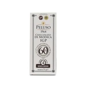 Cioccolato di MODICA Peluso 60%