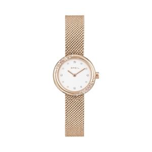"""Orologio donna solo tempo acciaio rosa braccialato - Breil Collezione """"Wish"""""""