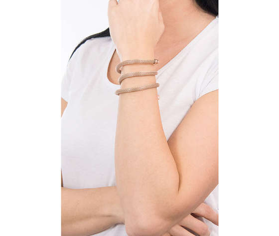Collana donna gioielli breil new snake tj2714 57008