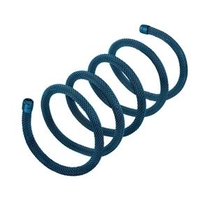 """Collana/Bracciale donna in acciaio lucido ip blu – 80 cm. – Breil Collezione """"New Snake"""""""