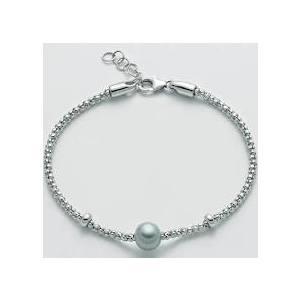 """Bracciale in argento 925 con perla coltivata - Miluna Collezione """"Miss Italia"""""""