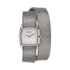 """Orologio solo tempo donna acciaio con bracciale in acciaio - Breil Collezione """"New Snake"""""""
