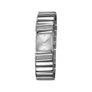 """Orologio solo tempo donna acciaio con bracciale in acciaio - Breil Collezione """"Slash"""""""