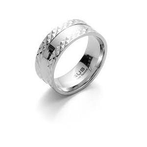 """Anello uomo acciaio - 4US Cesare Paciotti """"Steel Ring"""""""