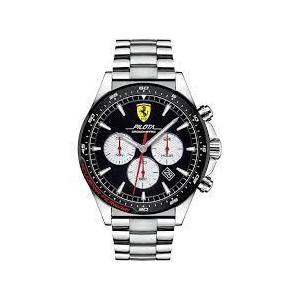 Orologio cronografo uomo Ferrari collezione 'Pilota'