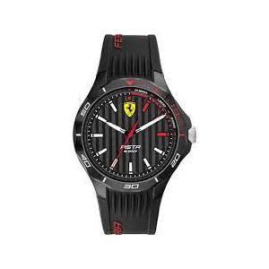 Orologio solo tempo uomo Ferrari