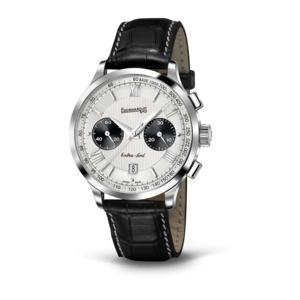 31953-7  Quadrante Silver Contatori Neri