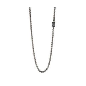 """Collana in argento con diamante - Salvini Collezione """"Funky"""""""