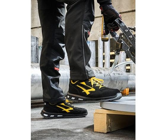 U power scarpa antinfortunistica bassa leggera modello bolt linea redlion
