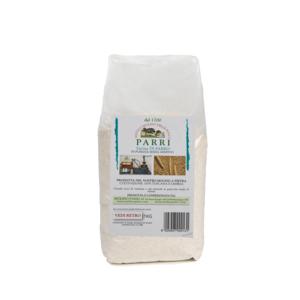 Farina di farro macinata a pietra confezione da kg 1