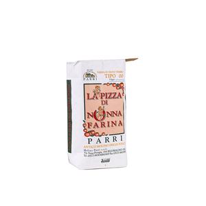 """Farina tipo""""00""""speciale per pizza confezione da kg 5 nonna farina verde"""