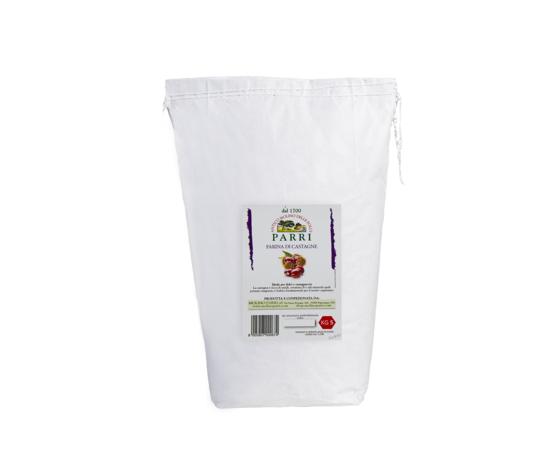 Farina di castagne confezione da kg 5