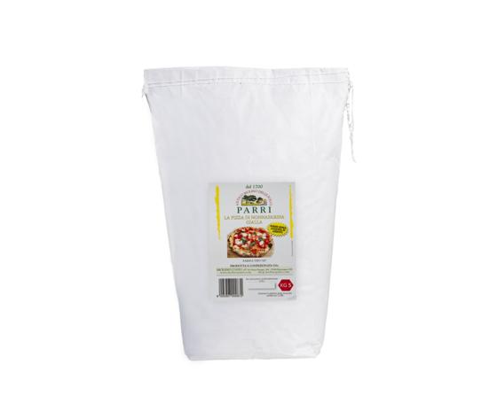 """Farina tipo """"00"""" speciale per pizza confezione da 5kg nonna farina gialla"""