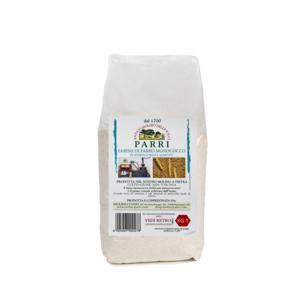 farina di farro monococco macinato a pietra da kg 1