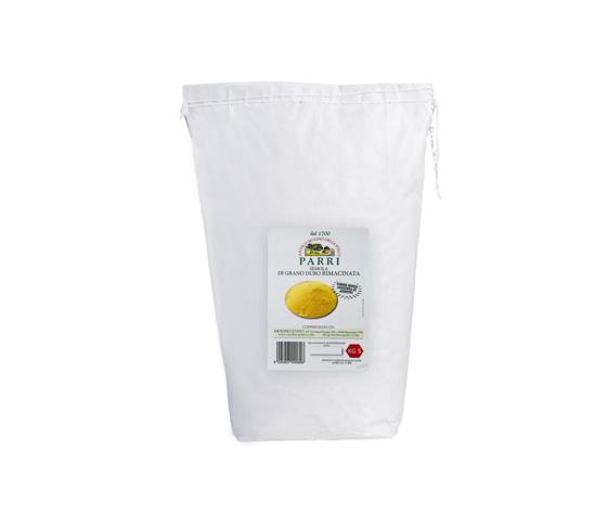 Semola di grano duro rimacinata da kg 5