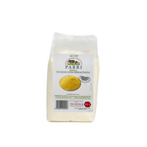 semola di grano duro rimacinata da kg 1