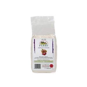 Farina di castagne confezione da kg 0,5