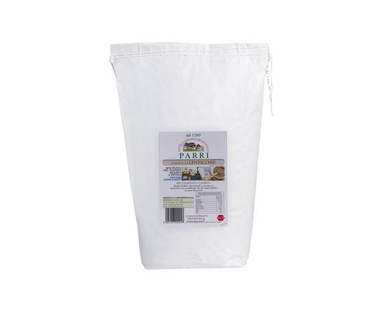 Farina di lenticchie macinata a pietra da kg 5