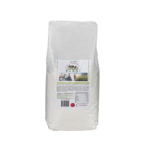 farina di riso prodotto a secco macinata a pietra da kg 1