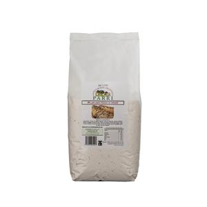Mix per pane bianco ai cereali senza additivi da kg 1