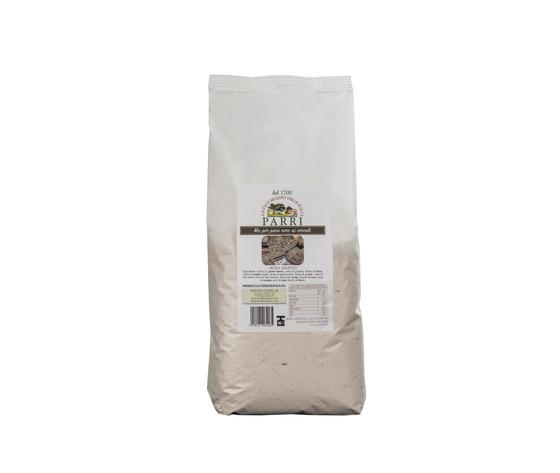 Mix per pane nero ai cereali senza additivi da kg 1