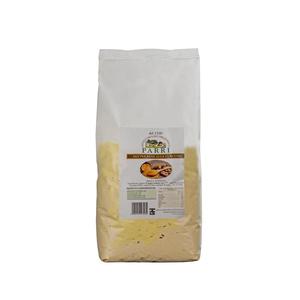 Mix per pane alla curcuma senza additivi da kg 1
