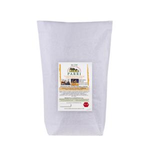 Farina di grano antico Verna confezione da kg 25