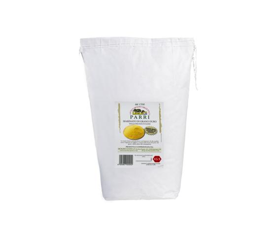 Sfarinato di grano duro confezione da kg 5