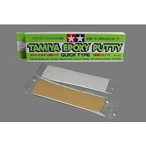 TAMIYA EPOXY PUTTY QUICK TYPE