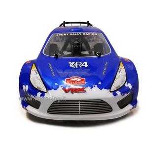 Flash-Rally XR4 EBL Brushless on-road Radio 2.4 Ghz Fly Sky Lipo 7,4V 1/10 RTR 4WD