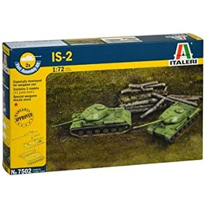 IS-2 fast assembly Italeri