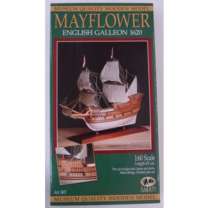 MAYFLOWER (English Galleon 1620)