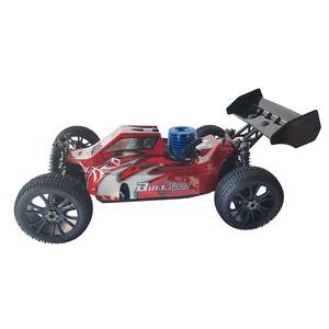 Black Bull Sport 1/8 NITRO 3,5CC RTR VERDE