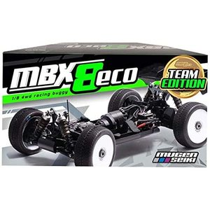 Mugen Seiki 1:8 EP 4WD MBX-8 ECO Team Edition