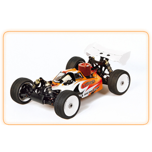 Cobra 811 Buggy 2.0 scala 1/8 4wd buggy (SER600008) SERPENT