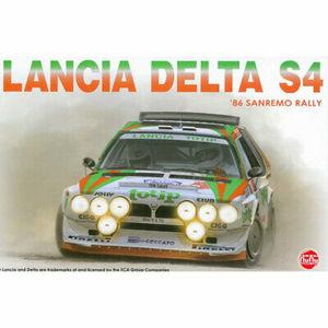 LANCIA DELTA S4 86 SANREMO RALLY NUNU