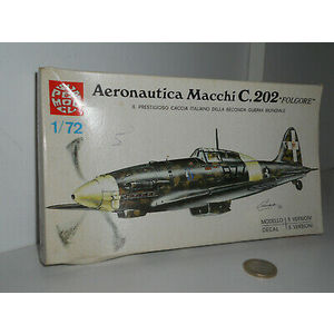 AERONAUTICA MACCHI C.202 FOLGORE SUPERMODEL