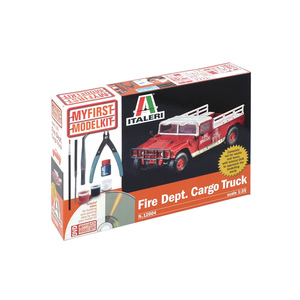 Fire Dept. Cargo Truck 12004 - Scala 1 : 35 ITALERI