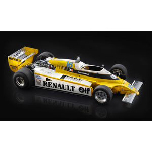 RENAULT RE 20 Turbo 4707 - Scala 1 : 12 ITALERI