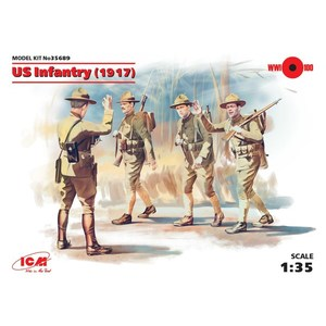 US INFANTRY (1917) ICM