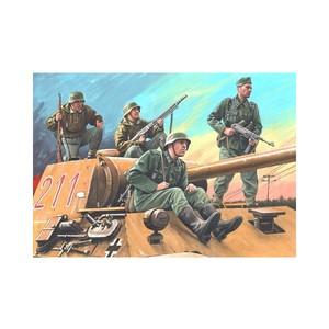 GERMAN TANK RIDERS (1942-1945) ICM