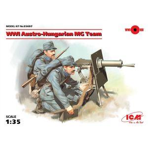 WWI AUSTRO-HUNGARIAN MG TEAM ICM