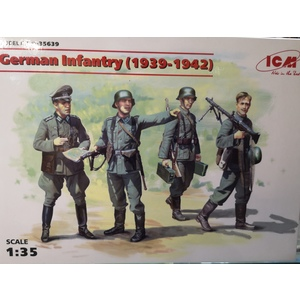 GERMAN INFANTRY (1932-1942) ICM