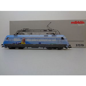 Märklin H0 - 37379 - Locomotiva elettrica - BR 101 - DB