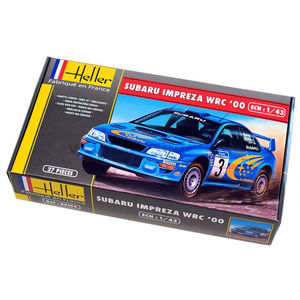 Heller 80194 Subaru Impreza WRC 00 SCALA 1:43