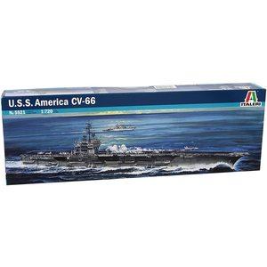 Italeri 5521 - USS America CV-66 Model Kit Scala 1:720