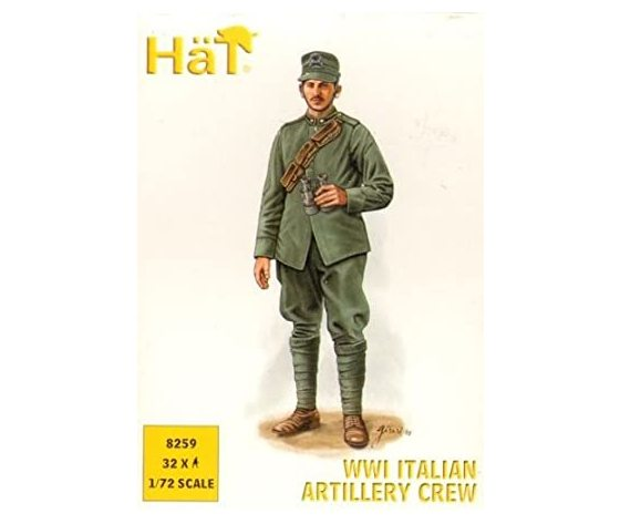 Wwi italian artillery crew hat