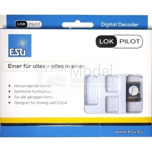 ESU ELECTRONIC 59629 (LokPilot 5 Decoder DCC con connettore 21MTC NEM660)
